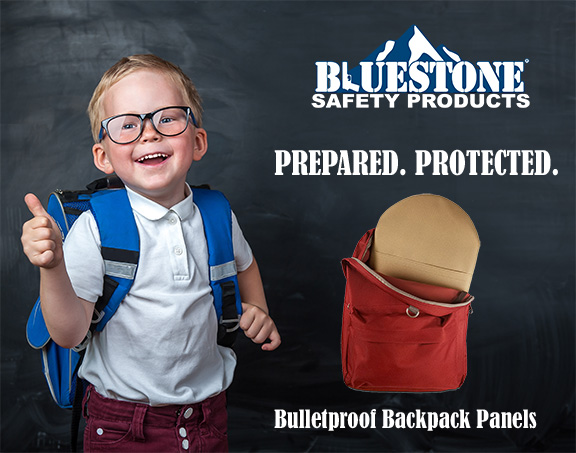 Bulletproof backpack for kids- Backpack panel