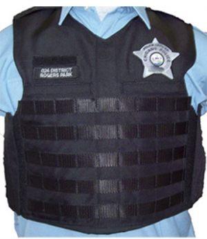 Chicago Police Vest - Molle Load Bearing Vest