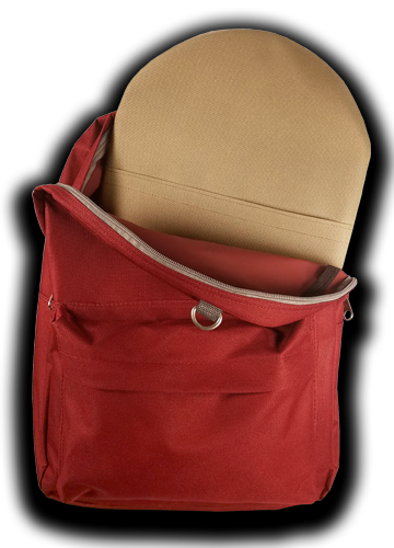 Bulletproof Backpack panel