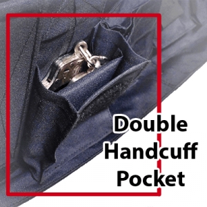 Handcuff Pocket - Double (+$29.95)