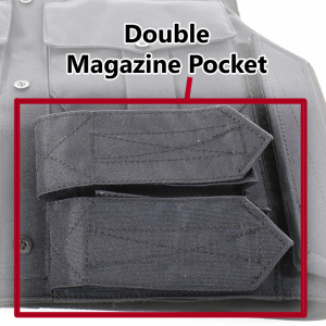 Magazine Pocket - Double (+$59.90)