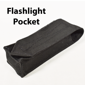 Flashlight Pocket (+$29.95)