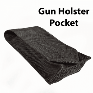 Gun Holster Pocket (+$29.95)