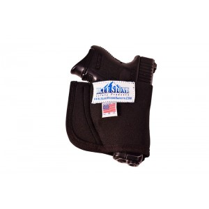 Concealed Carry Purse Holster - Fits Inside Any Purse - Sub-Compact to Compact Handguns