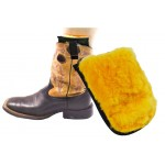 Cowboy Boot Comfort System,  Prevents Rubbing and Chafing