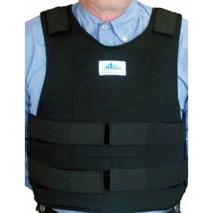 Level 3A Full Wrap Bullet Protection Vest, Stops Handgun Rounds