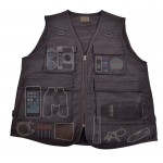 On-the-Road Travel Vest For Photography, Travel, Hiking