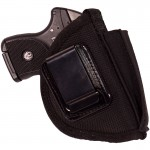 Special Ops IWB Belt Clip Holster, w/ Mag (Sub-Compact/RLCP) - Black