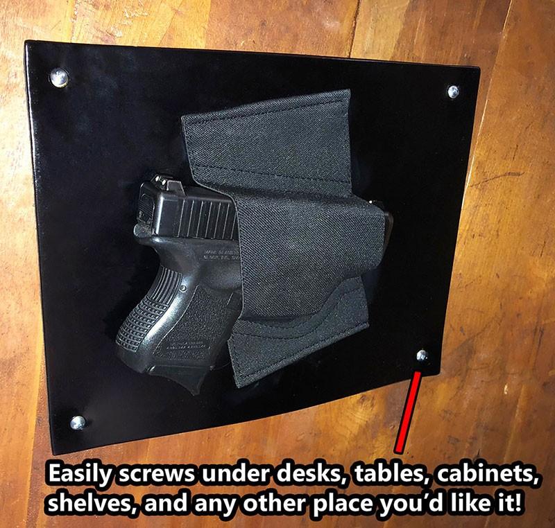 Under Desk Holster Childrens Desks Walmart